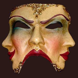 masquerade-trifaccia-dipinta-mask